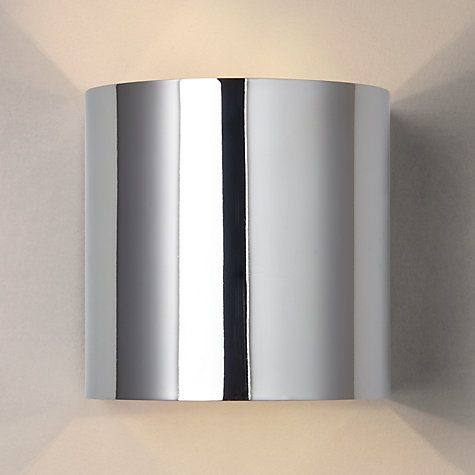 Buy John Lewis Beem Wall Light Chrome Online At Johnlewis Living Room