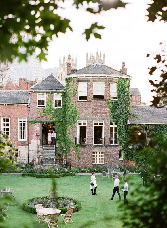 The Stunning Grays Court Located In York Is Described As A Country House Best Wedding VenuesWedding