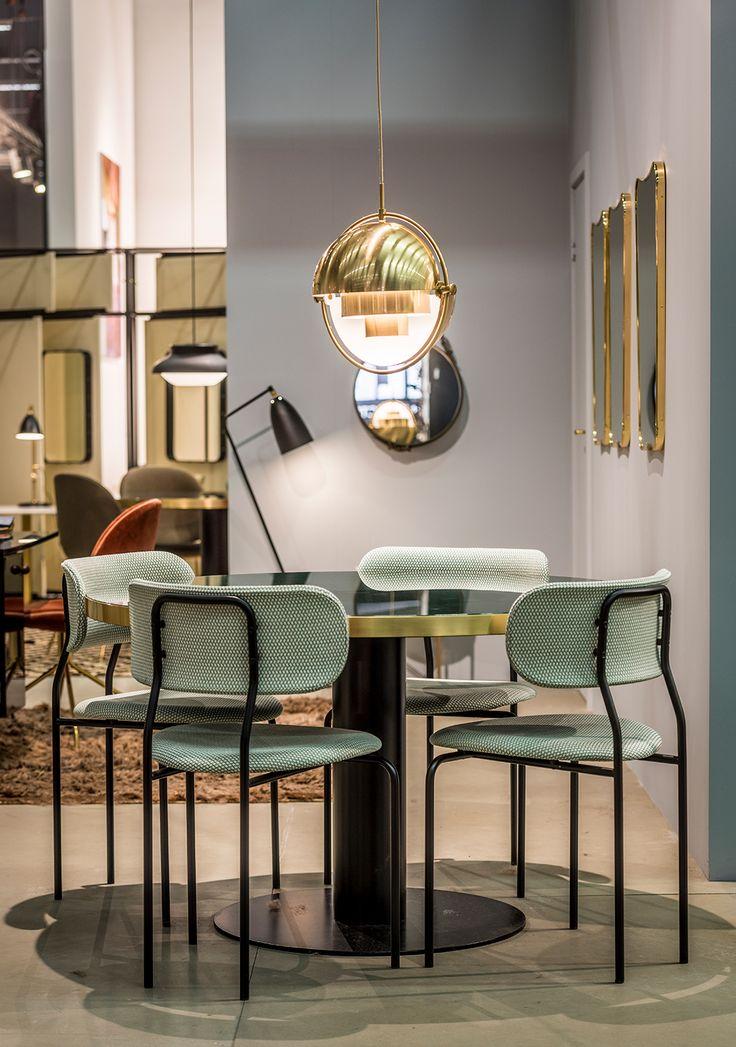 Coco Dining Chair från GUBI är designad av OEO Studio med referenser lånade från modevärlden och Bauhaus. Stolen har hög sittkomfort med sitt kurviga ryggstöd som omfamnar ryggen på personen som sitter i stolen. Formgiven efter en önskan om att skapa en enkel, elegant stol med minimal användning av material och verktyg under tillverkningen utan att kompromissa med design och karaktär. Resultatet, en postindustriell look som balanseras av stolens eleganta silhuett med mjuka kurvor och en…