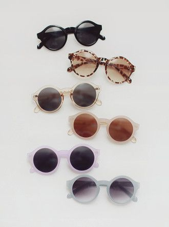 Vintage sunnies & LeChat Perfect Match -- the most amazing combo!!