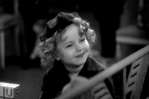 24 Amazingly Cute GIFs Of Shirley Temple As A Child To Remind Us What An Icon She Was. RIP to one of our favorite screen legends.
