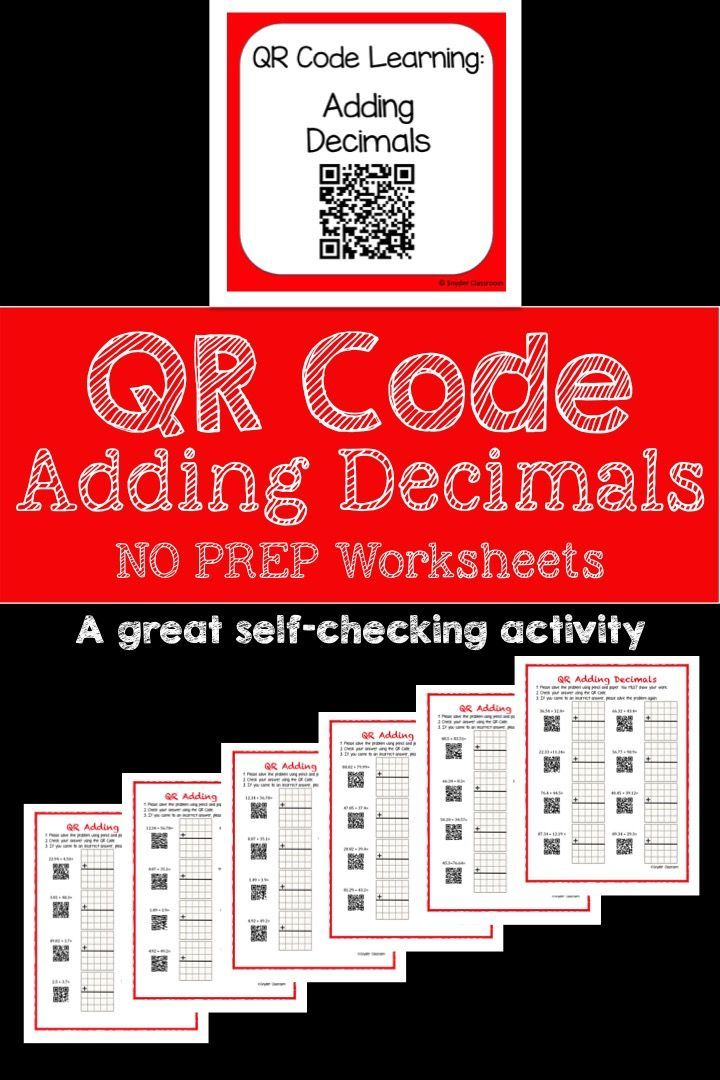25 best ideas about decimals worksheets on pinterest math fractions 4th grade activities and. Black Bedroom Furniture Sets. Home Design Ideas