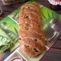 pane dolce con grano saraceno e mirtilli  http://www.impastandosimpara.it/2014/09/pane-in-cassetta-al-latticello-con-farina-di-segale-e-grano-spelta/