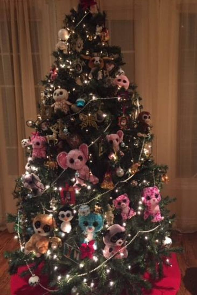 Beanie boo tree so so so soooooo sweeeeeet i want that