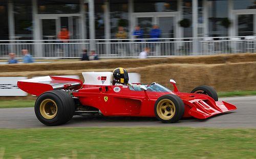1972 Ferrari 312 B3s Goodwood 2008 F1 And Grand Prix