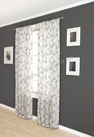 Curtains for grey walls grey and turquoise pinterest - Curtain color for gray walls ...