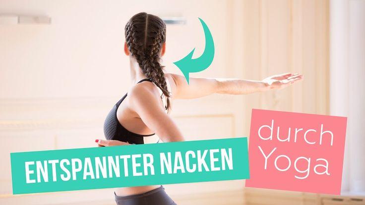 Entspannter & freier Nacken durch Yoga   15-Minuten Workout   Steifer Na...