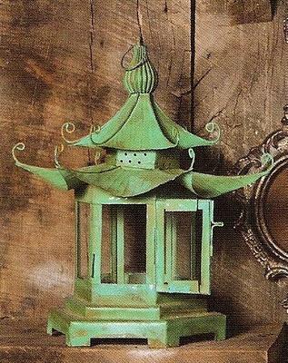 Chinoiserie - Lantern