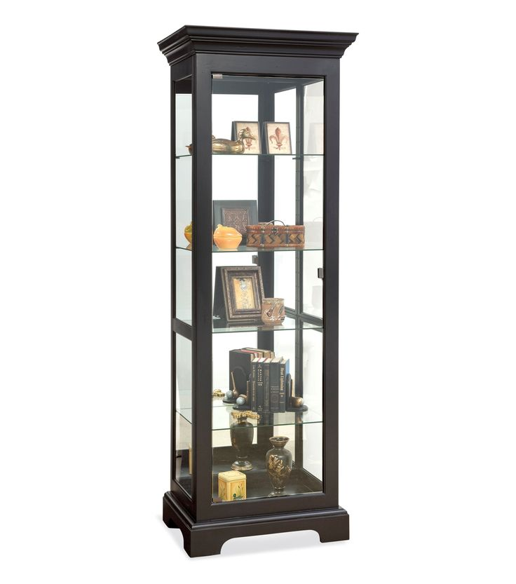 310 best Curio Cabinets and Display images on Pinterest Door