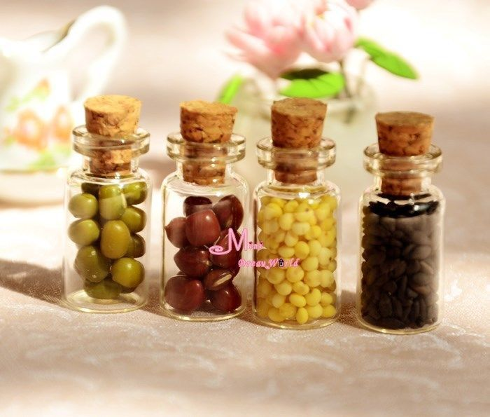 Find More Furniture Toys Information about Free Shipping !4PCS GLASS JAR 1/12 Dollhouse Miniature Sauce Flavouring Jar Cooking ~ 1/12 Scale Dollhouse Miniature Furniture,High Quality furniture stick,China jar cookies Suppliers, Cheap jar wedding from Minizhu SH Trade Co LTD's store on Aliexpress.com