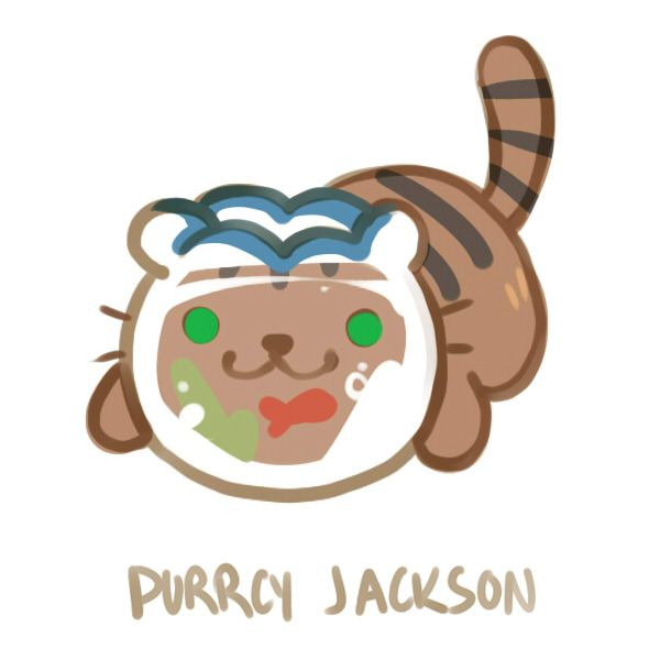 Purrcy Jackson and the Kittens of Olympus