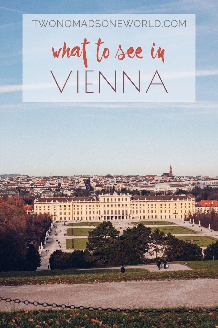 4 Days in Vienna, Austria: Here's What To See & Do - TNOW // Izzy Wears Blog www.izzywears.com