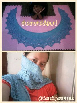 """join KAL Papiput """"Diamond and Purl'"""