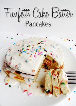 Best 25 Cake batter pancakes ideas on Pinterest Cake batter