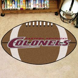 NCAA Eastern Kentucky University Football Mat