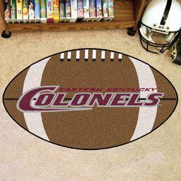 NCAA Eastern Kentucky University Football Mat