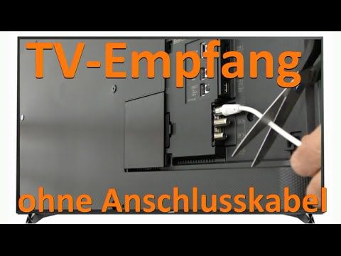 Fernsehen ohne Anschlusskabel – so geht's ! – TV-IP Server & Client – Thomas Electronic Online Shop – YouTube
