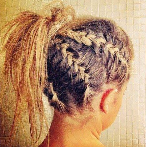 hair styles updo