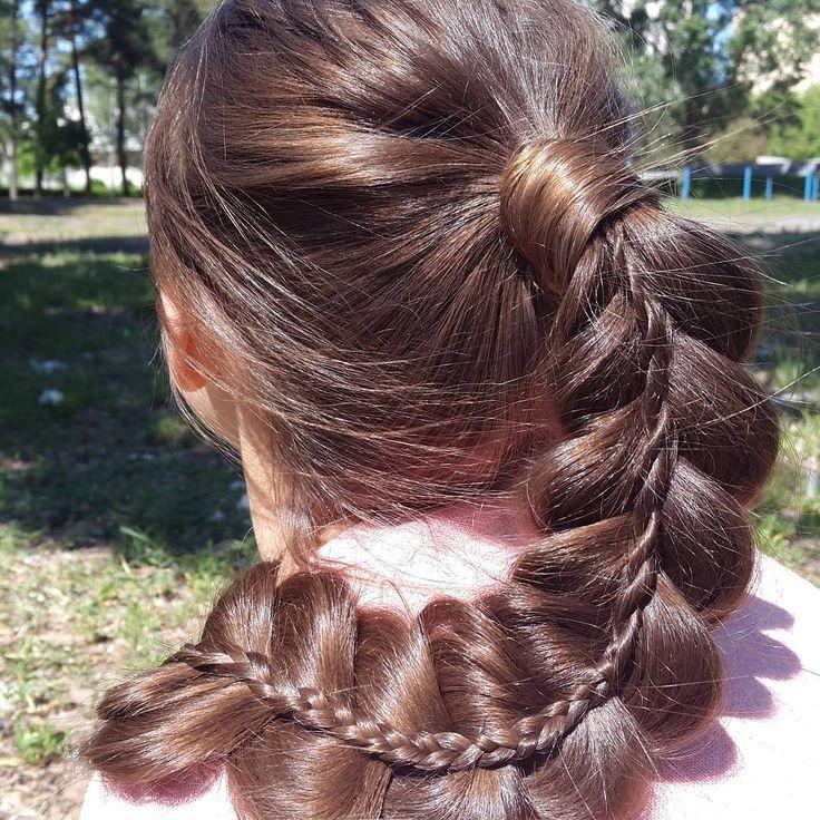 Двойная коса. Моя прелесть. // Double braid. My precious. https://www.youtube.com/watch?v=53ZtEuZwSHA