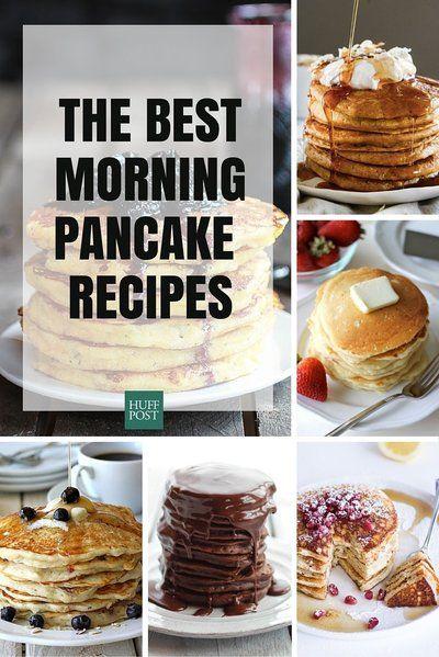 The Ultimate Breakfast Pancake Recipe — Dishmaps