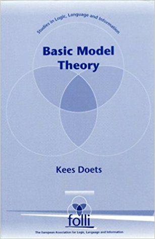 Resultado de imagen de basic model theory doets