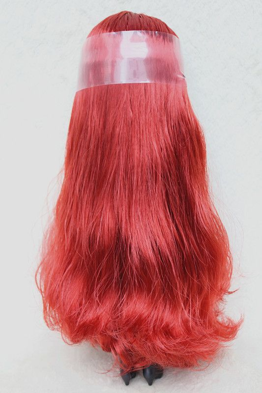Blygirl Блит кукла красное вино волосы № 8305 обычный тела 7 суставов DIY куклы для их макияжкупить в магазине Blygirl StoreнаAliExpress