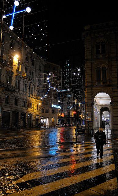 Luci d'Artista - Christmas Lights - Turin