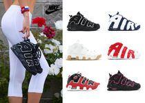 Nike(ナイキ) スニーカー 人気No.1 レディース&キッズ★NIKE AIR MORE UPTEMPO★モアテン
