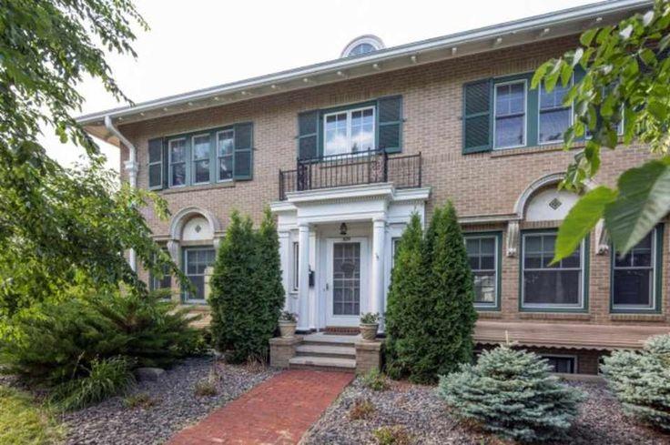1926 Colonial Revival – Fergus Falls, MN – $319,900