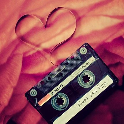 Shannon blue photography on Etsy -AMAZING - mix tape love photograph / valentine's day 1980s by shannonpix, 28.00
