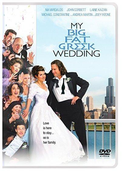 Nia Vardalos & John Corbett & Joel Zwick-My Big Fat Greek Wedding