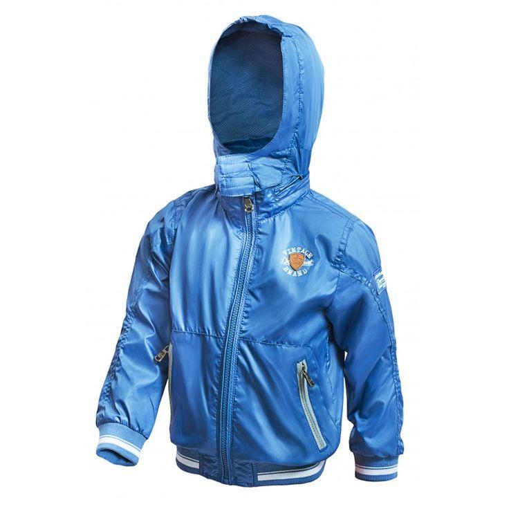 Куртка голубая детская Vingino