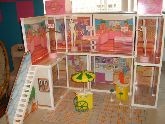 1000 Images About Barbie Houses On Pinterest