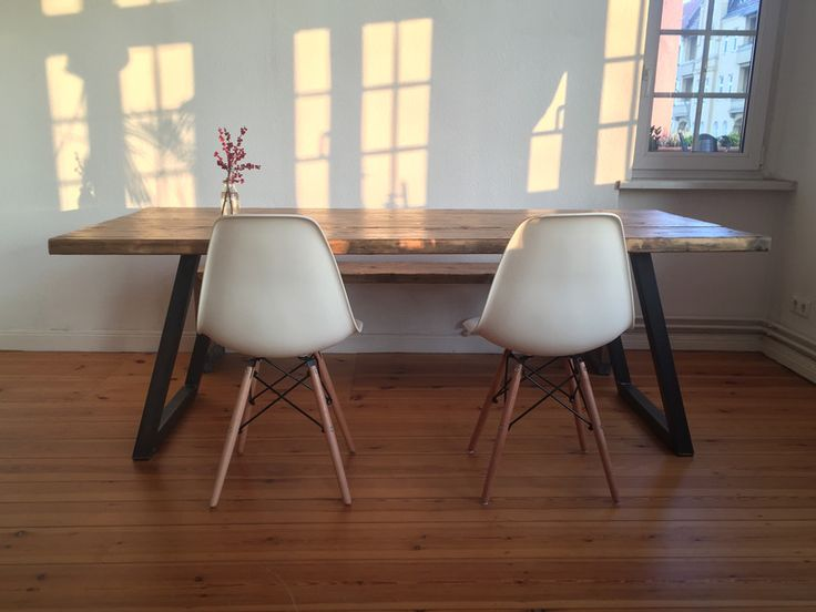 Möbel aus gerüstbohlen  Die besten 25+ Gerüstbohlen Ideen auf Pinterest | Wand tv com ...