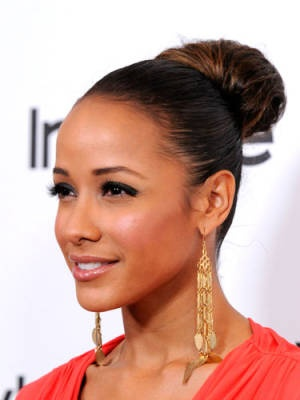 Dania Ramirez.  Dominican American actress who was in The Sopranos, Entourage, Heroes and Quarantine.