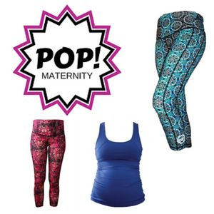 POP! Maternity POP! Maternity is Australia's newest activewear brand. POP! Maternity came aboutbecause as an active mum-to-be,we foundit difficult to find maternity activewear that was bothcomfortable and allowing to express personality. We feel that all women deserve to be able to choose activewear to make them look fabulous & feel fabulous! POP! Maternity has been …