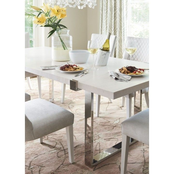 Universal Furniture Paradox Dining Table Extendable Dining Table