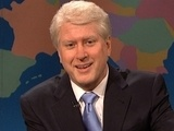 SNL - Bill Clinton by Darrell Hammond    http://www.hulu.com/watch/36865/saturday-night-live-update-bill-clinton