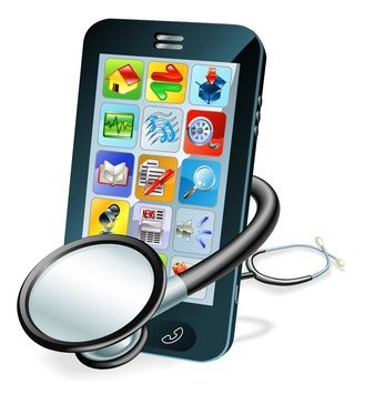 Mobile Health is on the Rise!    #mhealth