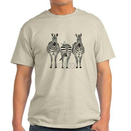 Zebras Light T-Shirt