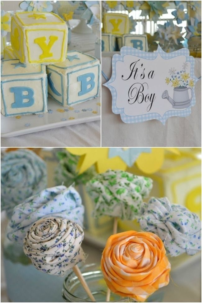 20 boy baby shower decoration ideas baby boy shower boy baby showers