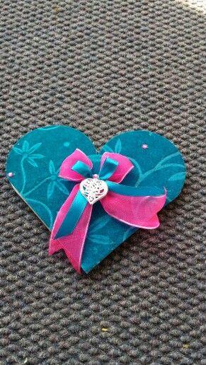 Heart wedding invitation. Closed...