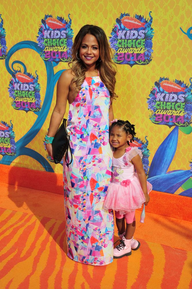Kids' Choice Awards 2014: Hollywood's Youngest Stars Do Crop Tops & Cutouts (PHOTOS)