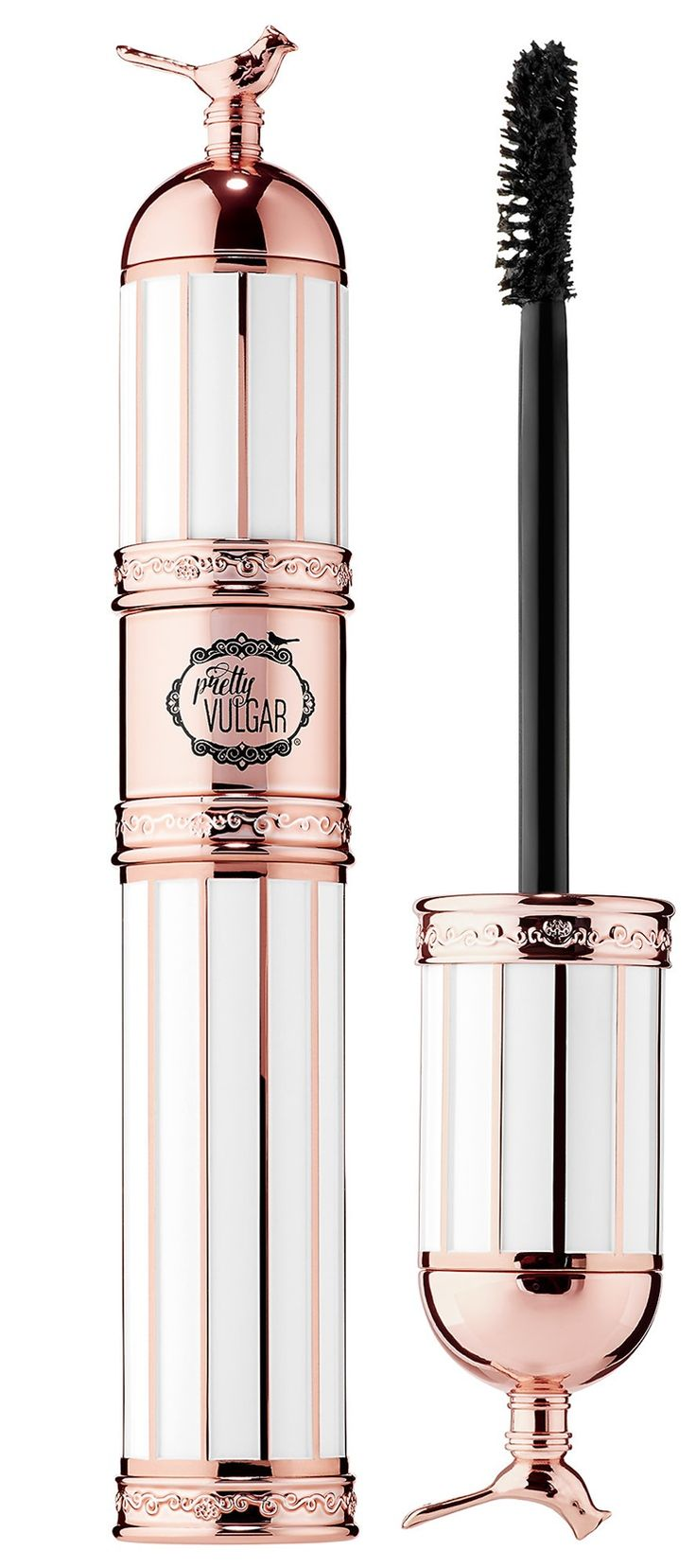 Pretty Vulgar Cosmetics The Feathers Mascara – Musings of a Muse