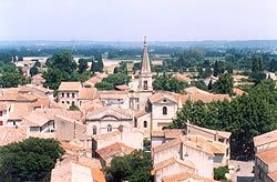Maillane en Provence