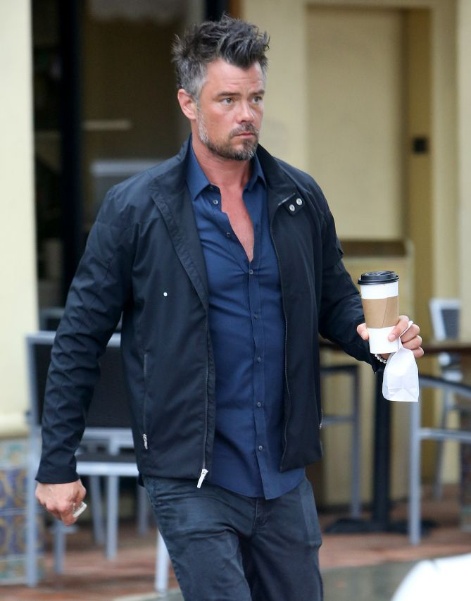Josh Duhamel looking gooooood