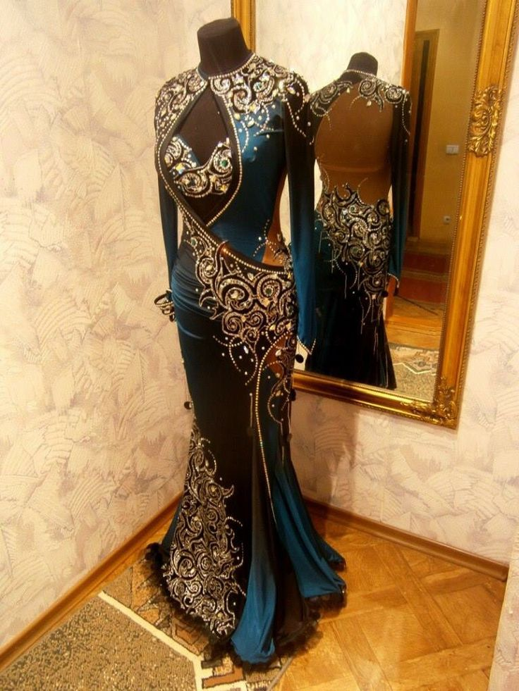 Beautiful costume
