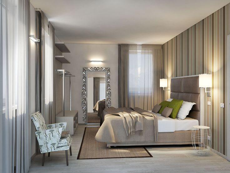 ad uso Hotel Lusso #hotel #stanze #progettazione #arredamentodinterni ...