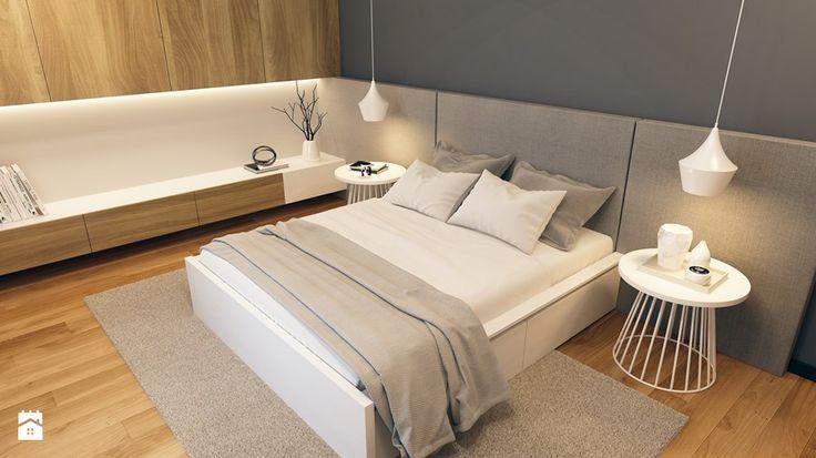 Projekt sypialni - zdjęcie od BEFORECONCEPT
