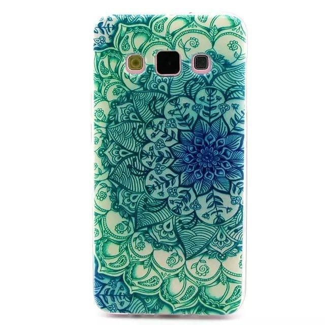 For Samsung Galaxy A3 A5 A7 2015 2017 Case Silicone Cover Transparent Side Smartphone Cases Bags A300f A500f Capinh In 2021 Samsung Galaxy Galaxy Fashion Trend Pattern